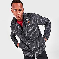 Men's Nike Sportswear Essentials+ Unlined M65 Allover Print Jacket