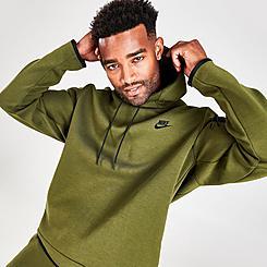 Men's Nike Sportswear Tech Fleece Ribbed Hoodie