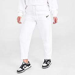 Women's Nike Sportswear Collection Essentials Curve Fleece Jogger Pants
