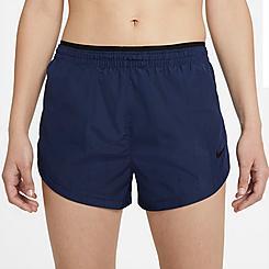 Women's Nike Dri-FIT Tempo Luxe Icon Clash Running Shorts