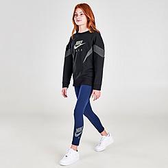 Girls' Nike Air Favorites Leggings