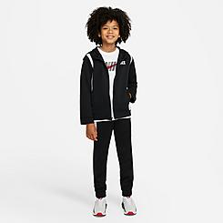 Girls' Nike Poly Woven Tracksuit