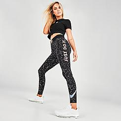 Women's Nike Sportswear Radical Leg-A-See High-Rise Leggings