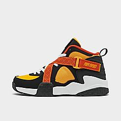 Boys' Big Kids' Nike x Roswell Rayguns Air Raid Basketball Shoes