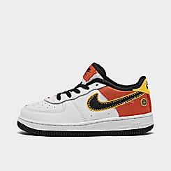 Kids' Toddler Nike x Roswell Rayguns Air Force 1 LV8 1 Casual Shoes