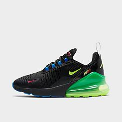 Boys' Big Kids' Nike Air Max 270 Casual Shoes