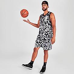 Men's Jordan Dri-FIT Zion Allover Print Woven Shorts
