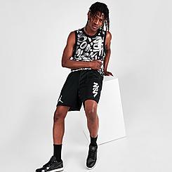 Men's Jordan Dri-FIT Zion Mesh Shorts