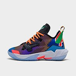 "Big Kids' Jordan ""Why Not?"" Zer0.4 Basketball Shoes"