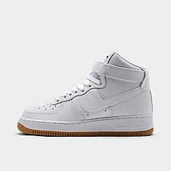 Big Kids' Nike Air Force 1 High Casual Shoes