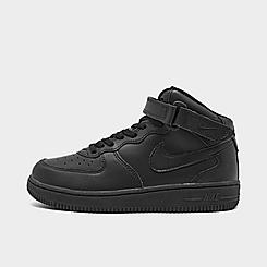 Little Kids' Nike Air Force 1 Mid LE Casual Shoes