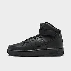Big Kids' Nike Air Force 1 High LE Casual Shoes