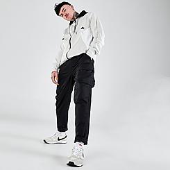Men's Nike Sportswear Tech Essentials Woven Unlined Utility Pants