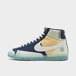 Men's Nike Blazer Mid '77 Move to Zero Casual Shoes
