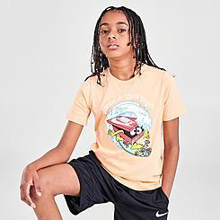 Boys' Nike Day Wave T-Shirt