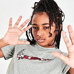 Kids' Nike Dri-FIT Swoosh Basketball T-Shirt