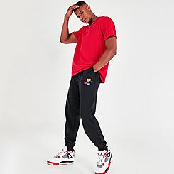 Men's Jordan Jumpman Fleece Sweatpants