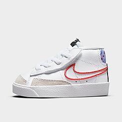 Girls' Toddler Nike Blazer Mid '77 SE Casual Shoes