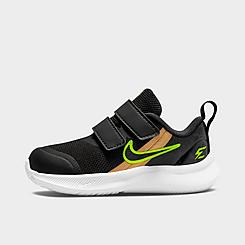 Kids' Toddler Nike Star Runner 3 Hook-and-Loop RW Running Shoes