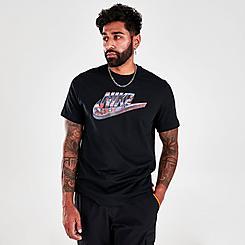 Men's Nike Sportswear Worldwide Graphic Print T-Shirt