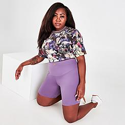 Women's Nike Femme Bike Shorts (Plus Size)