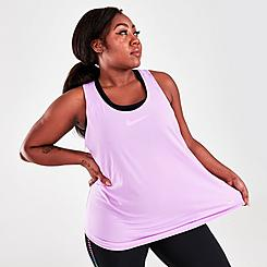 Women's Nike Breathe Cool Tank (Plus Size)