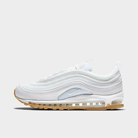Nike Leathers NIKE MEN'S AIR MAX 97 GUM CASUAL SHOES