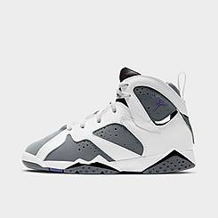 Little Kids' Air Jordan Retro 7 Basketball Shoes