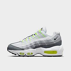 Big Kids' Nike Air Max 95 Recraft Casual Shoes