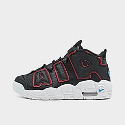 Boys' Big Kids' Nike Air More Uptempo Basketball Shoes