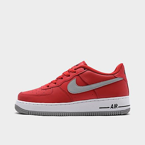 Nike NIKE BIG KIDS' AIR FORCE 1 CASUAL SHOES