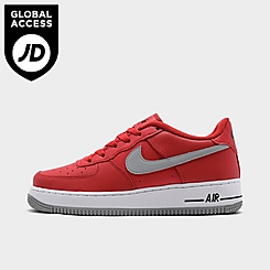 Big Kids' Nike Air Force 1 Casual Shoes