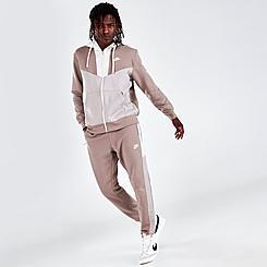Men's Nike Sportswear Hybrid Fleece Jogger Pants
