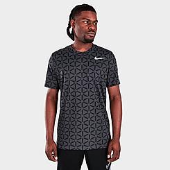 Men's Nike Allover Print Dri-FIT Training T-Shirt