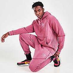 Men's Nike Sportswear Club Cuffed French Terry Jogger Pants