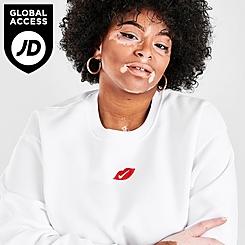 Women's Nike Sportswear Lips Crewneck Sweatshirt (Plus Size)