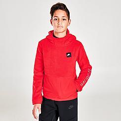 Boys' Nike JDI Winterized Fleece Hoodie