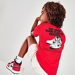 Boys' Nike Air Fear Of Heights T-Shirt