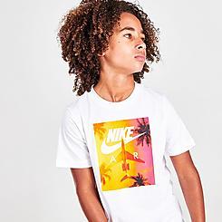 Kids' Nike Air Sunrise Plane T-Shirt