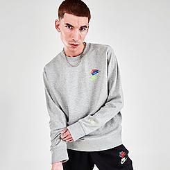 Men's Nike Sportswear Essentials+ French Terry Crew Sweatshirt