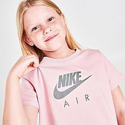 Girls' Nike Sportswear Air Crop T-Shirt