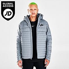 Men's Nike Sportswear Synthetic-Fill Jacket