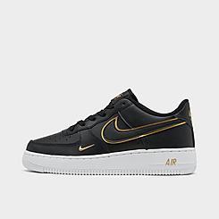 Girls' Big Kids' Nike Air Force 1 LV8 Casual Shoes