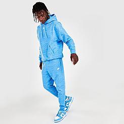 Men's Nike Sportswear Club Allover Print Jogger Pants