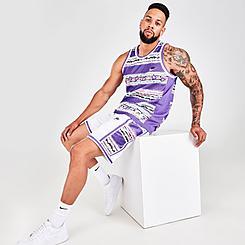 Men's Nike Dri-FIT DNA+ Stories Basketball Shorts