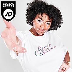 Women's Nike Sportswear Essential Futura T-Shirt (Plus Size)