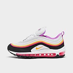 Girls' Big Kids' Nike Air Max 97 Casual Shoes