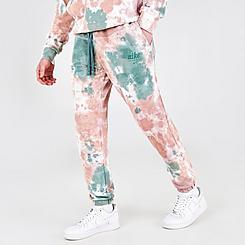 Men's Nike Sportswear Club Fleece Tie-Dye Jogger Pants