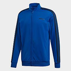 Men's adidas Essentials 3-Stripes Tricot Track Jacket