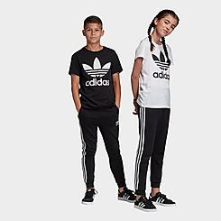 Kids' adidas Original 3-Stripes Jogger Pants